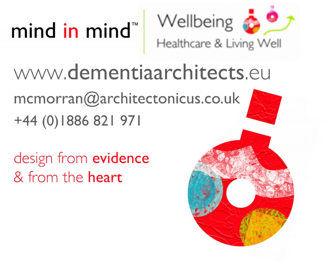 dementia, care, wellbeing, architects